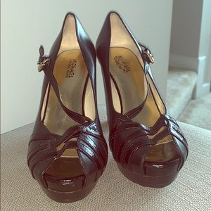 Like New Authentic Michael Kors Heels